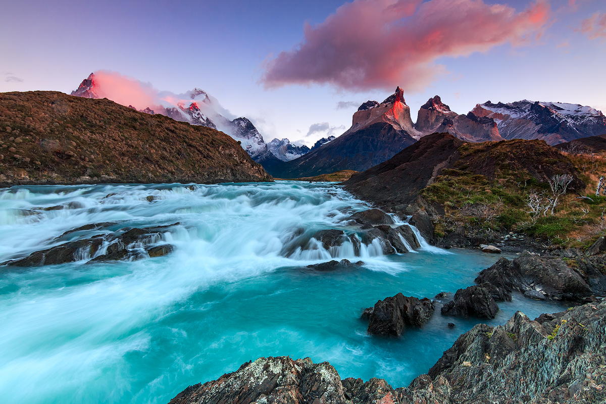 Buenos Díaz, Patagonia