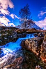 Wild cascades