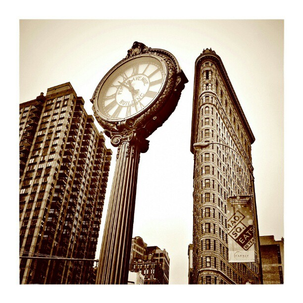 Flatiron Building - from Instagram