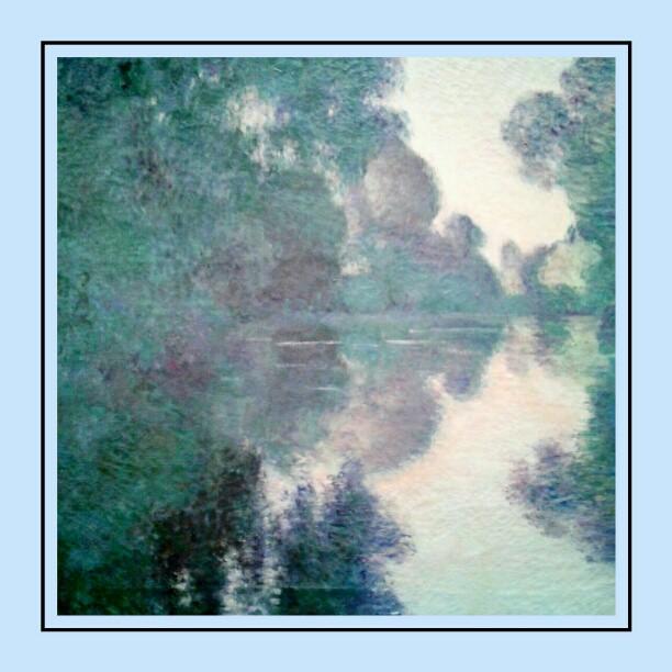Monet I. - from Instagram