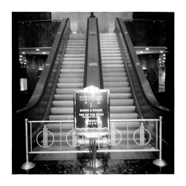 Forbidden upstairs - from Instagram