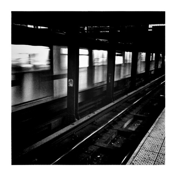 Living metro station - from Instagram