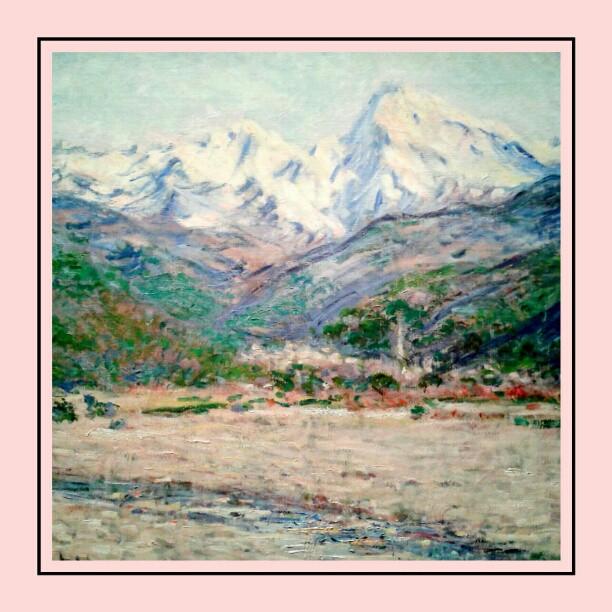 Monet V. - from Instagram