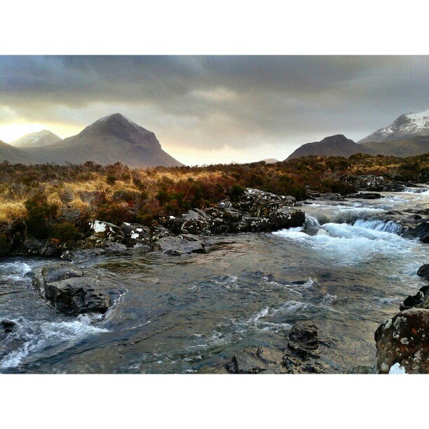 Sligachan - from Instagram