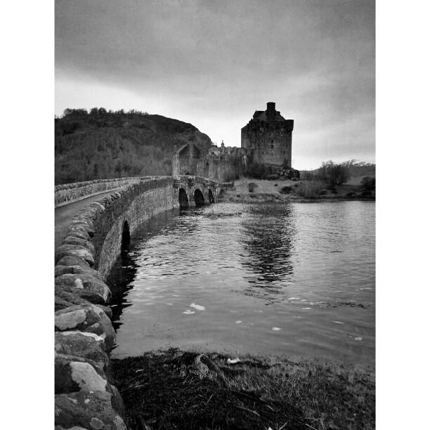 Eilean Donan Castle - from Instagram