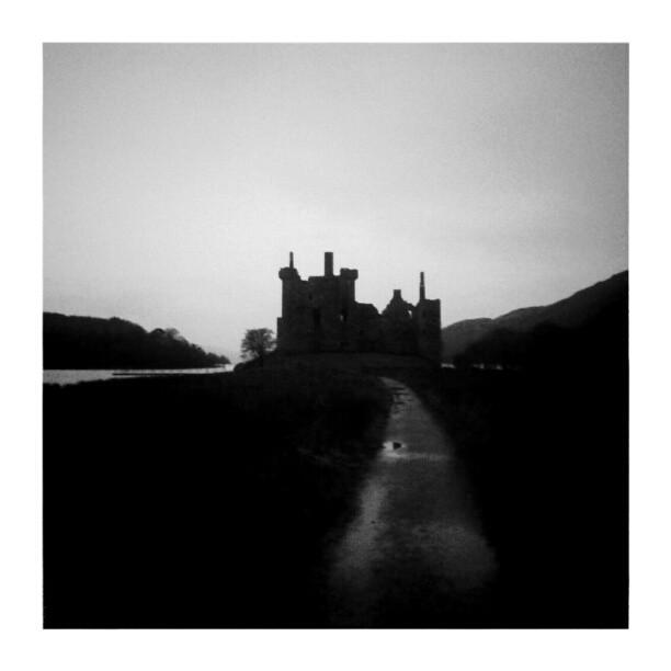 Kilchurn Castle - from Instagram