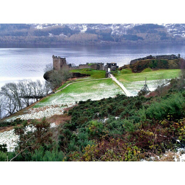 Urquhart Castle - from Instagram