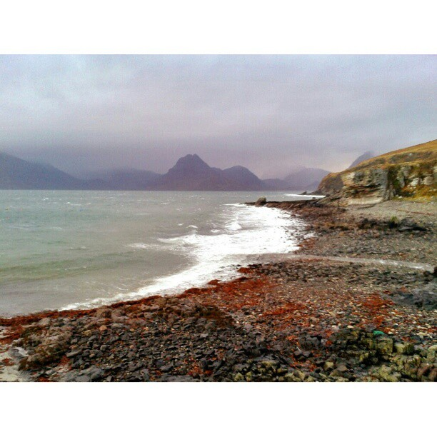 Elgol beach - from Instagram