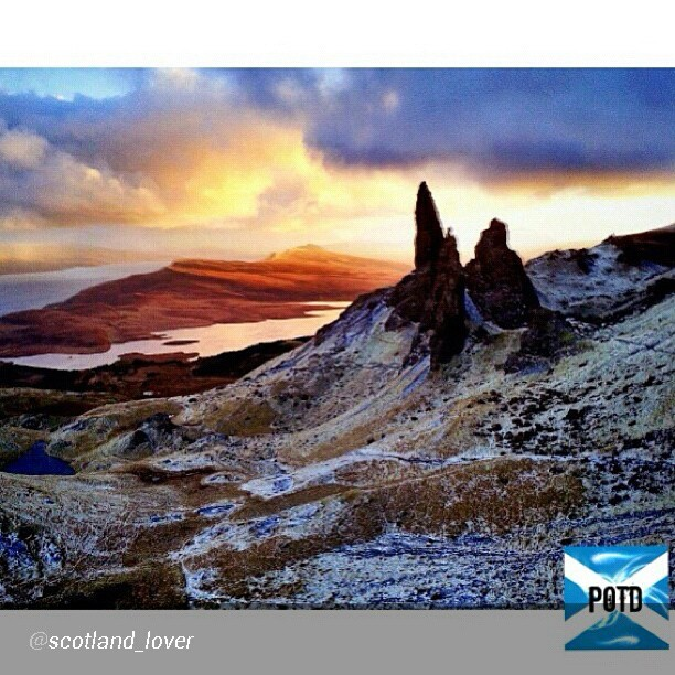 Old Man of Storr featured by @scotland_lover on Instagram