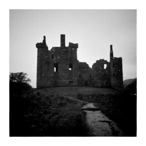 Ruin of Kilchurn Castle - from Instagram