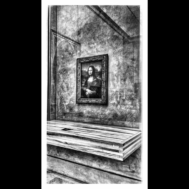 Mona Lisa - from Instagram