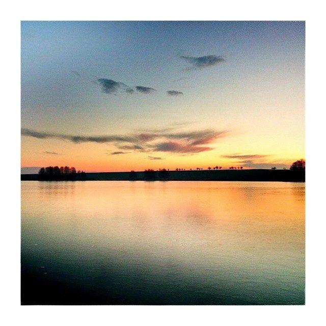 Nightfall – from Instagram