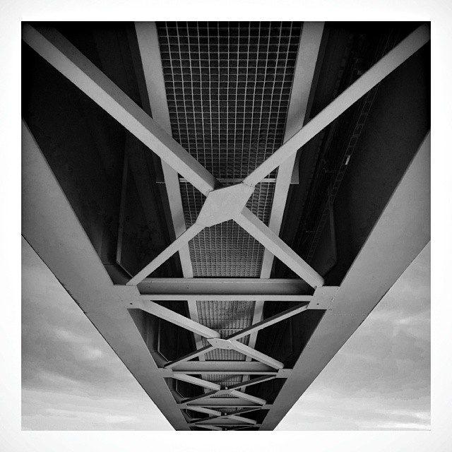Under the bridge – from Instagram
