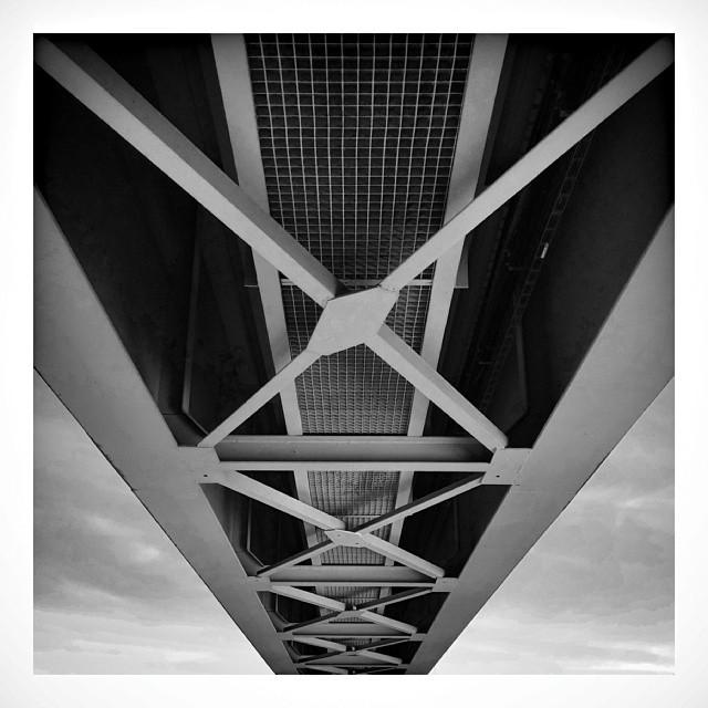 Under the bridge - from Instagram