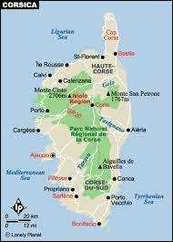 Corsica Panorama Views Video