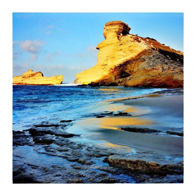 Capo Pertusato, Corse, France - from Instagram