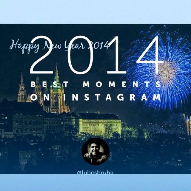 The best moments on Instagram 2014