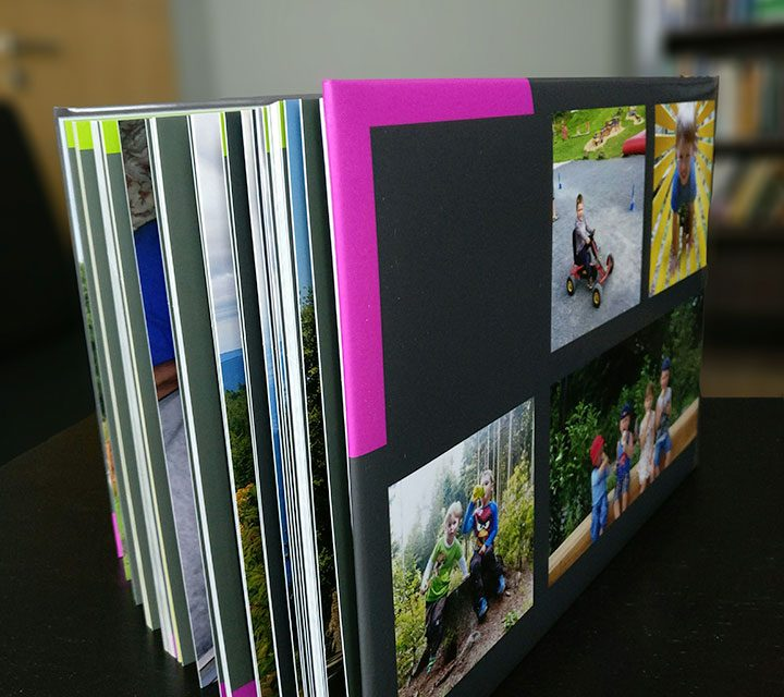 120 pages of Photobook